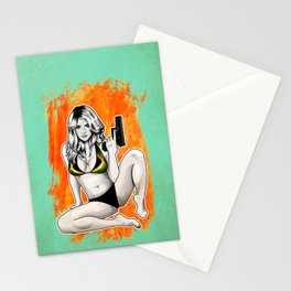 Bad Girl Stationery Cards