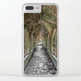 Le Domaine des Trois Oubliées - Le Cloître Clear iPhone Case