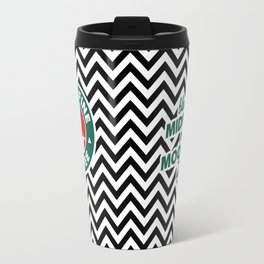 Damn Fine Coffee Travel Mug