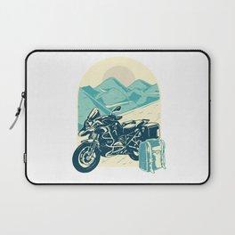 GS 1200 road trip Laptop Sleeve