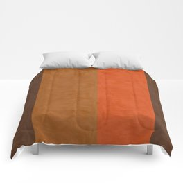 Shades of Brown Comforters