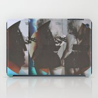 twins iPad Cases featuring Twins by Jane Lacey Smith