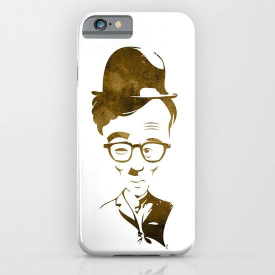WOOLIE CHAPLEN iPhone & iPod Case