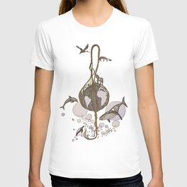 Earth melody T-shirt