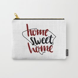 Home Sweet Home South Carolina Carry-All Pouch