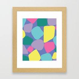 Pebble Tech Framed Art Print