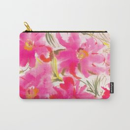 Floral expressions #3 Carry-All Pouch