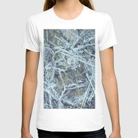 jack frost T-shirts featuring Frost by Ruud van Koningsbrugge