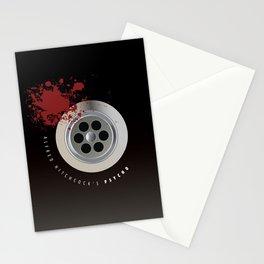 Psycho - Alternative Movie Poster Stationery Cards