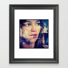 BANSHEE 2 Framed Art Print