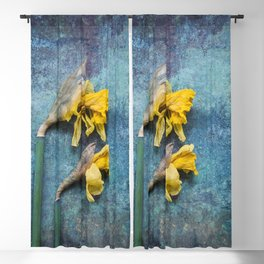 Daffodil Blackout Curtain