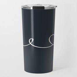 Deep Water - Minimal FS - by Friztin Travel Mug