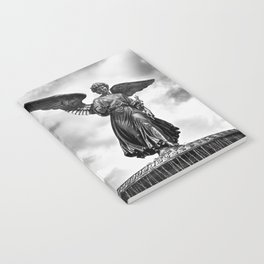 ANGEL OF THE WATERS Notebook