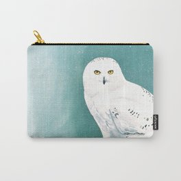 Arctic Eyes Carry-All Pouch