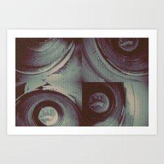 ƒinit 1 Art Print