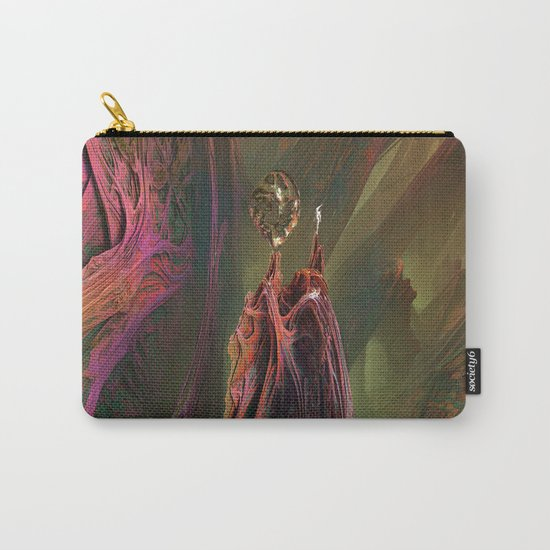 Gliding Across Dimensions Carry-All Pouch