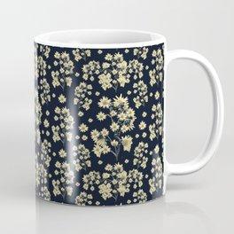 Sunflowers Floral Print Pattern Coffee Mug