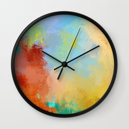 Expressions 26 Wall Clock