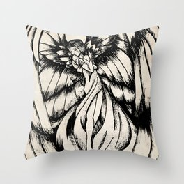 Day 95 Throw Pillow