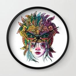 Gukumatz princess Wall Clock