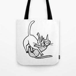 cuddle kats Tote Bag