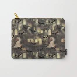 haunted castle Carry-All Pouch