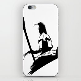 Respect and Honor iPhone Skin