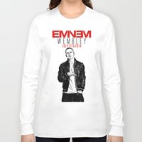 concert Long Sleeve T-shirts featuring concert by Hollie B