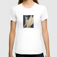 angel wings T-shirts featuring Angel Wings by Griffin Lauerman