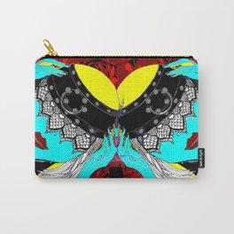 Iriana- Serie Viva La Femme Carry-All Pouch