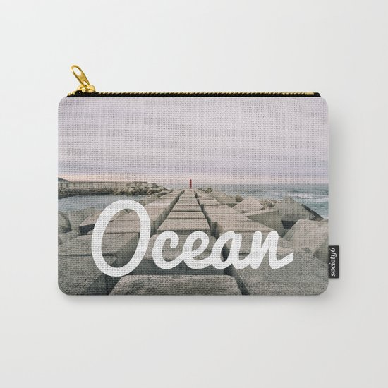 The seawall Carry-All Pouch