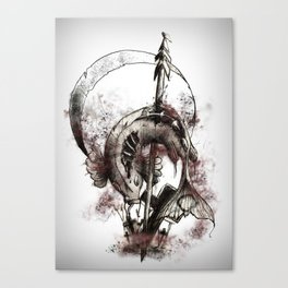 Sacrificium Canvas Print