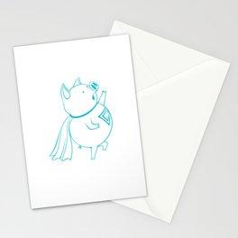 piggy 07 Stationery Cards
