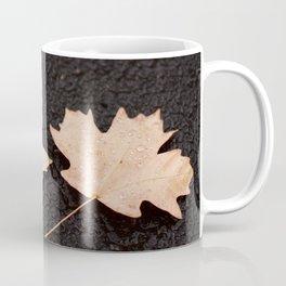 Maple Leaves Photography Print Coffee Mug