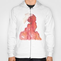 red head Hoody