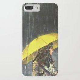 All Upon the Downtown Train iPhone Case