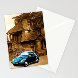 Timetravel Stationery Cards