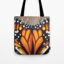 Monarch Study #3 Tote Bag
