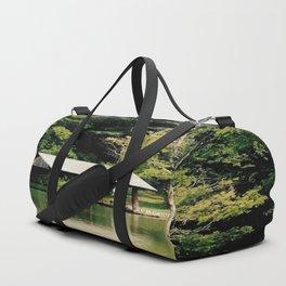 Boat Dock Duffle Bag