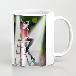 The Mystery Dancer Coffee Mug