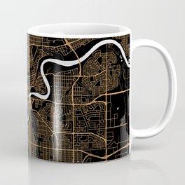 Edmonton | Alberta | Canada - Minimalist City Map Coffee Mug
