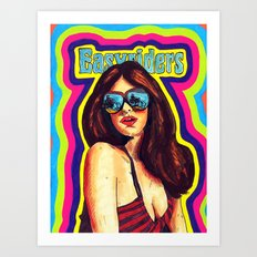 Easyrider Art Print