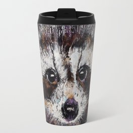 Baby Raccoon Travel Mug