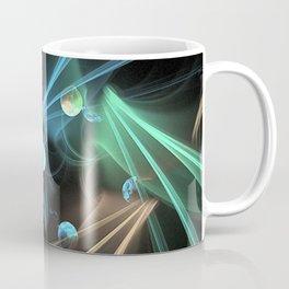 Fractal Convergence Coffee Mug