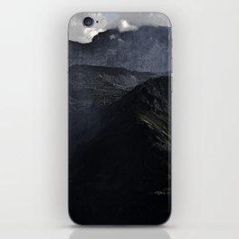 Swiss Mountains iPhone Skin