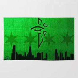 Chicago Enlightened 01 Rug