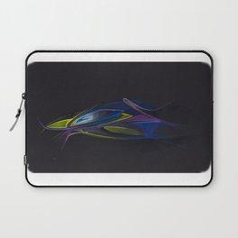 Gold Fisch Laptop Sleeve
