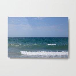 Infinite Ocean Metal Print