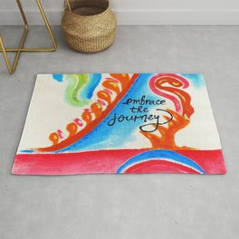 Embrace the Journey Rug