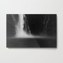 Milford Sound 3 Metal Print